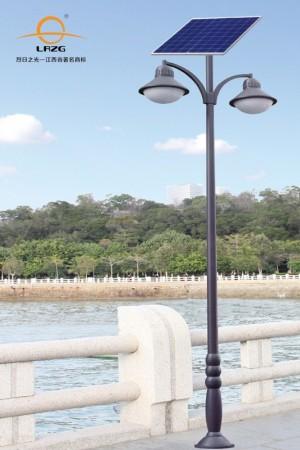 江西烈日之光新能源有限公司-LRZG案例-庭院灯